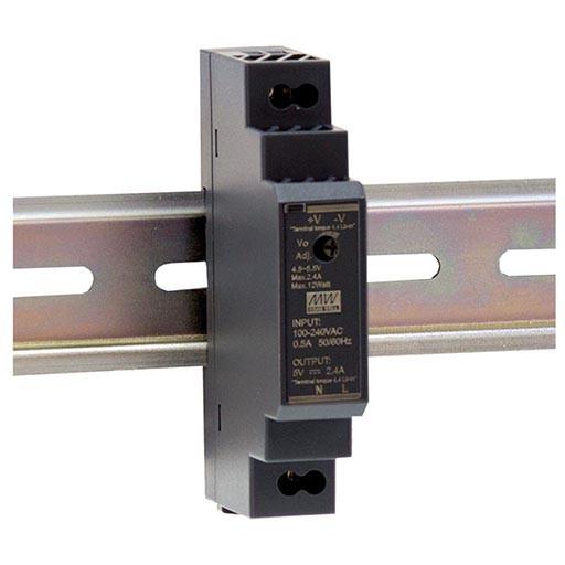 Netzteil 12 V DC / 24 W für bis zu 2 LPR-Kameras