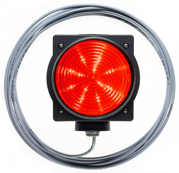 Ampel LED 230 V Rot, Gelb oder Grün