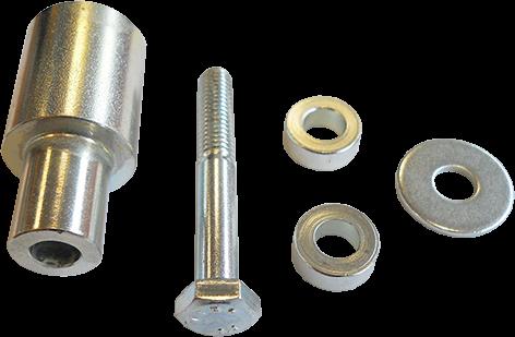 ADWA Adapter Kit für Fremdmotoren