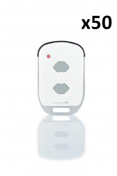 Digital 572 Micro-Handsender 868 MHz (50er-Set)