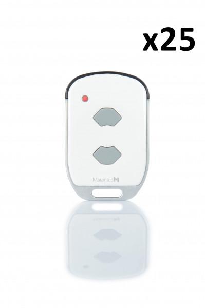 Digital 572 Micro-Handsender 868 MHz (25er-Set)