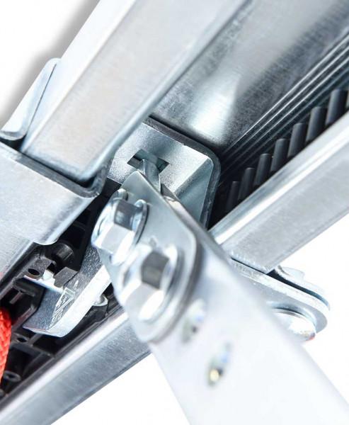 Special 109 SKG-zertifizerte Aufschubsicherung
