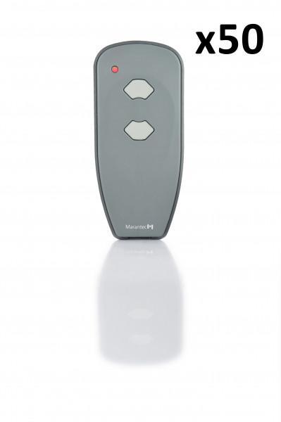 Digital 382 Mini-Handsender 868 MHz (50er-Set)