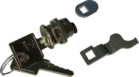 Entriegelungskit KC mit Schlüssel für RA