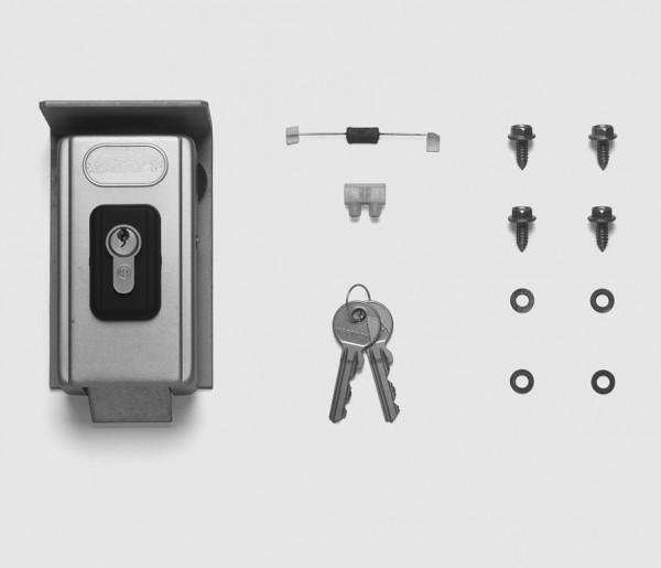 Special 403 Elektroschloss für Drehtore zur Bodenverriegelung