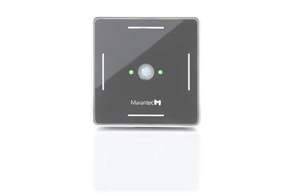 Digital 645 Funk-Innendrucktaster 2-Kanal mit Bewegungsmelder