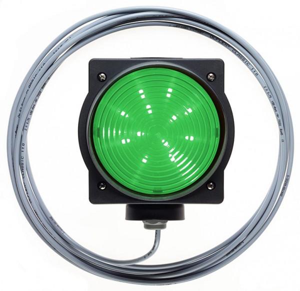 Ampel LED 24 V grün