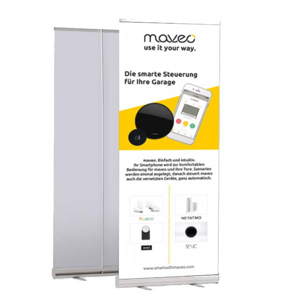 Roll-Up maveo Private Endanwender