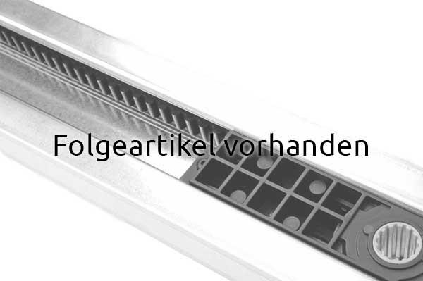 Antriebsschiene 0,8 mm einteilig (Folgeartikel vorhanden)
