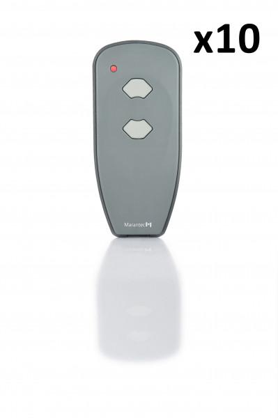 Digital 382 Mini-Handsender 868 MHz (10er-Set)