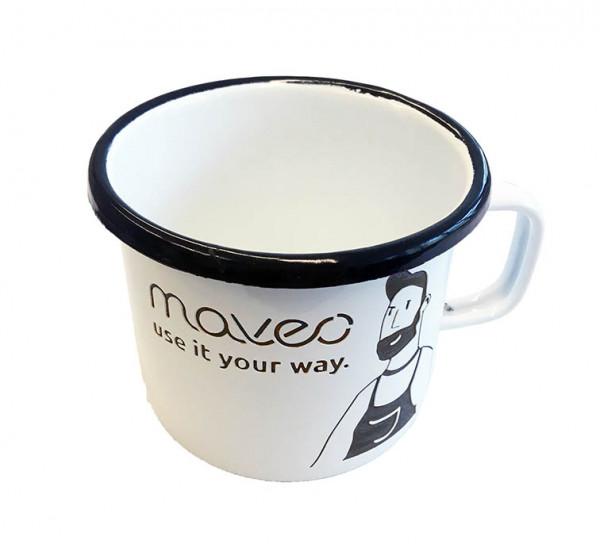 maveo Emaille-Tasse