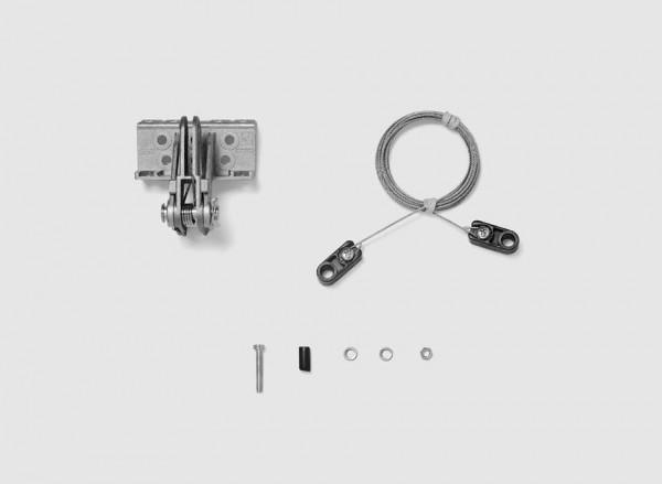 Special 202 Entriegelungs-Set für Tore mit mittiger Bodenverriegelung